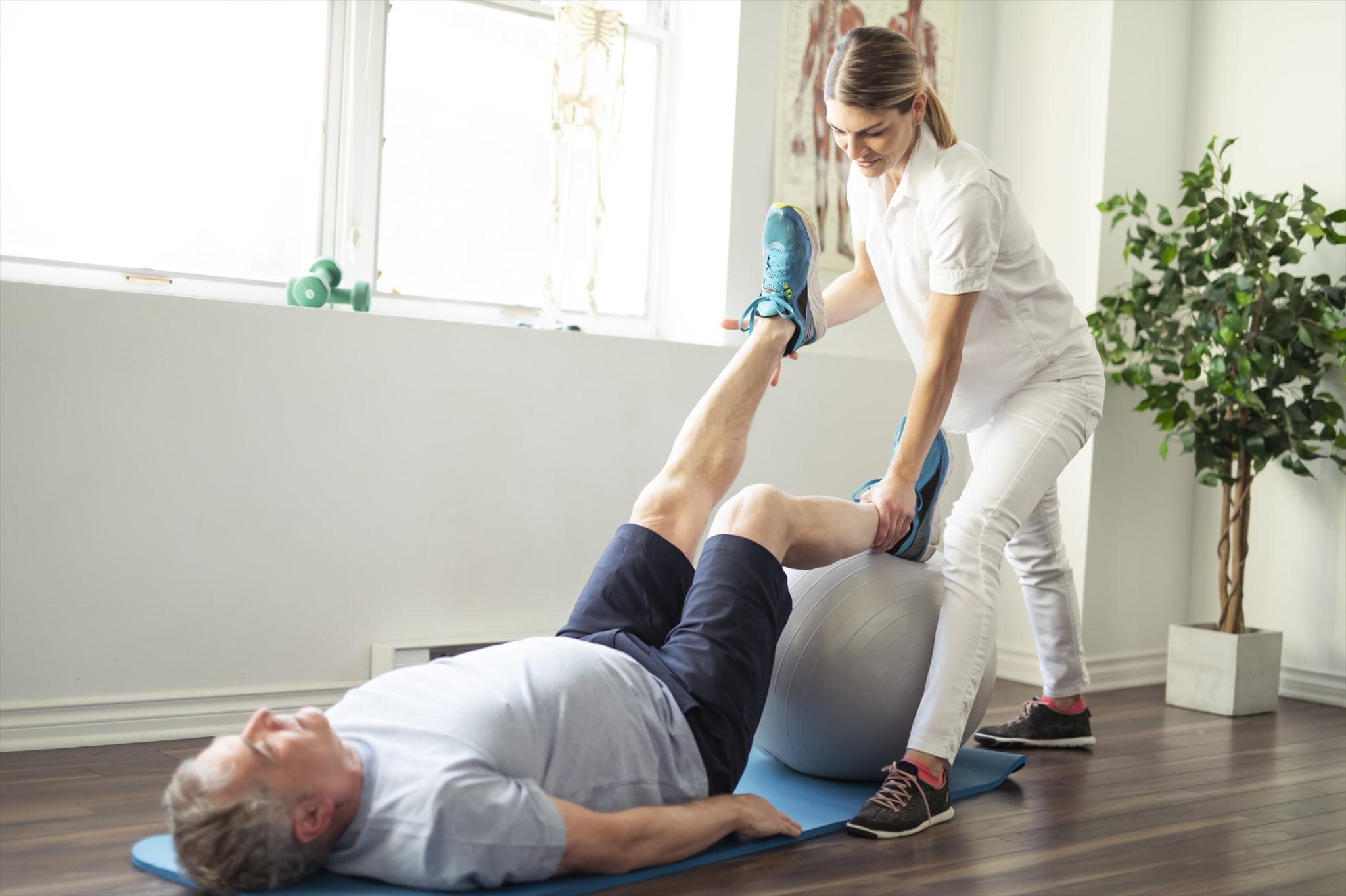 Pilates post-thérapie